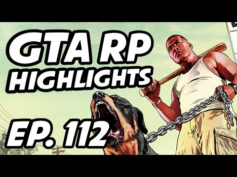 GTA RP Daily Highlights | Ep. 112 | PmsProxy, TheBuddha3, Fi