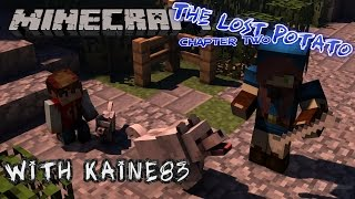 Minecraft | The Lost Potato (Chapter 2) (Livestream)| There