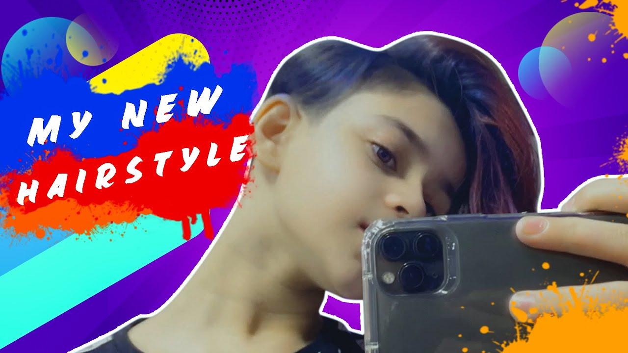 New hair style | Ayaan Zubair Rahmani |