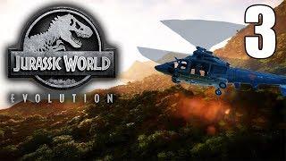 Moving to Isla Muerta! - Jurassic World Evolution Gameplay - Part 3