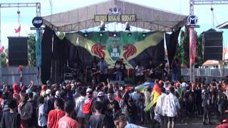 Download Dhyo haw+inside-Sekeras batu live at B.R.B (BREBES) Mp3