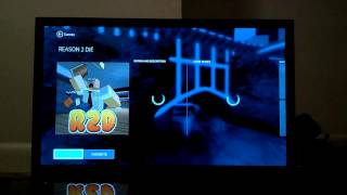 Roblox on the Xbox one ( my review)