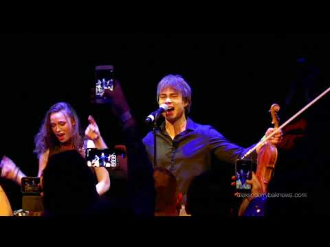 Alexander Rybak That´s How You Write a Song MGP Aftershow-Party 10.03.2018