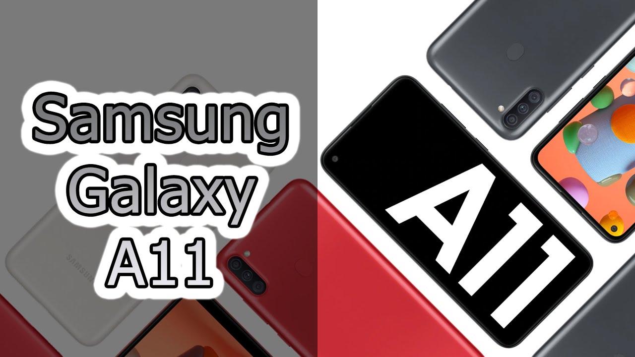 ОБЗОР | Samsung Galaxy A11 - бюджетный смартфон, для кого и зачем?