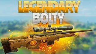 LEGENDARY BOLTY! (Fortnite Battle Royale)