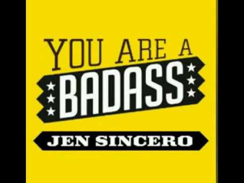 You Are A Badass Chapter 19 Jen Sincero Audiobook Youtube