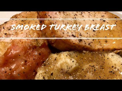 Smoked Turkey Breast - How to Smoke Turkey - Grilla Silverbac - Thanksgiving - Best Smoked Turkey