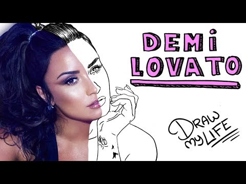 DEMI LOVATO | Draw My Life