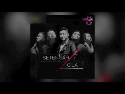 Ungu - Setengah Gila Official Lyric Video( Lagu Baru Ungu )