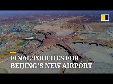 Beijing's Daxing International Airport enters final construction phase