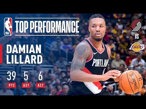 It's DAME TIME In Los Angeles!