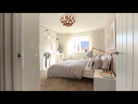 New Houses For Sale In West Bridgford At Wilford Fields | Linden Homes