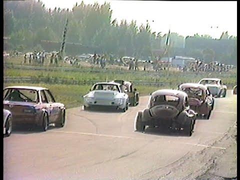 Autorennen Gelsenkirchen 1984 BMW, NSU TT, Porsche RS, Fiat Abarth, Simca