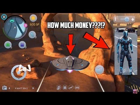 HOW MUCH MONEY YOU'LL NEED TO BUY EVERYTHING IN THIS UPDATE? (Gangstar Vegas)