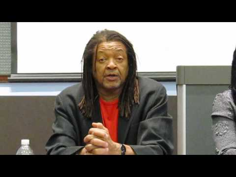 Quincy Troupe Discusses his books The Pursuit of Happyness and Miles and Me