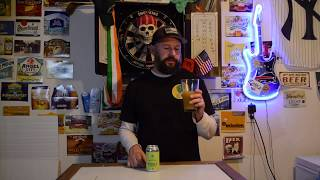 EPIC!  Urban Artifact Dill Pickle Gose Beer Review