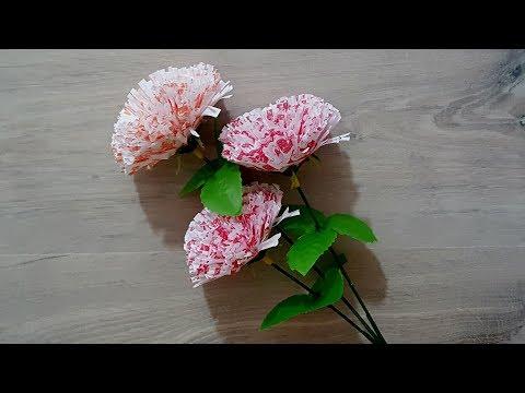 Cara Membuat Bunga Dari Kertas Lengkap Dengan Gambar