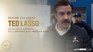 Jason Sudeikis, Bill Lawrence and Brendan Hunt on Ted Lasso