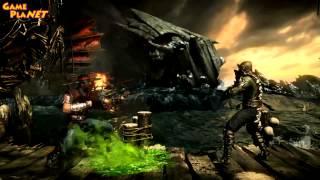 Trailer Mortal Kombat X Reptile