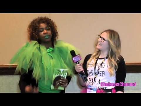 Glozell interview at Playlist Live 2014