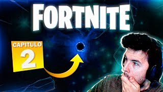 Reaccionando al SECRETO del EVENTO FINAL de FORTNITE