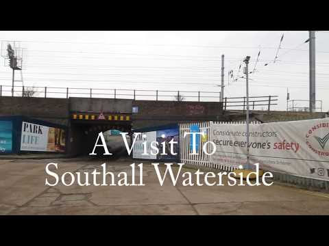 A Visit To Southall Waterside
