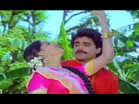 Janaki Ramudu Full songs - Adirindhi Mama Song - Nagarjuna, Vijayashanti, Mohan Babu