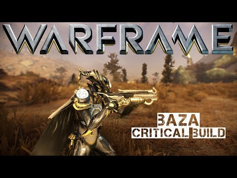 Warframe Baza - Critical Build (3 forma)