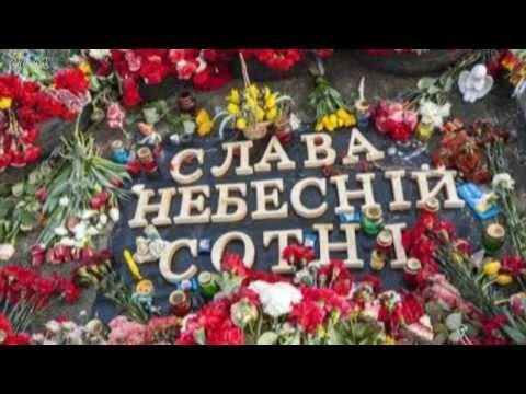 НЕБЕСНА СОТНЯ  - Героям України присвячується!  Гімн Євромайдану - Україна 2014