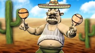 СОСЕД В МЕКСИКЕ - КАК ДОСТАТЬ СОСЕДА 2   КАК ДОСТАТЬ СОСЕДА ЗА 5 МИНУТ   HELLO NEIGHBOUR 2D