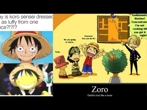 One Piece Funny Memes Only True Fans Will Understand|| PART 2 || ANIME X 3M
