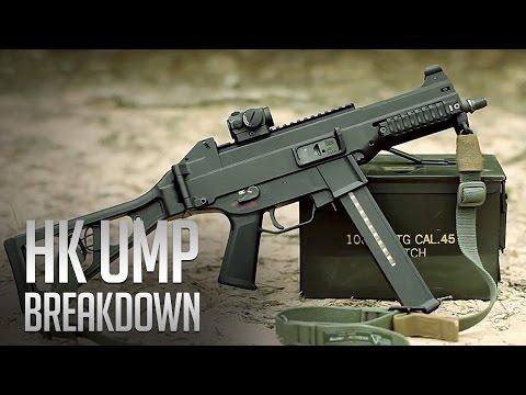 H&K UMP Breakdown