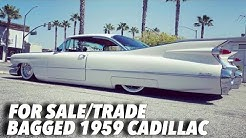 Bagged 1959 Cadillac DeVille | Classic Car For Sale