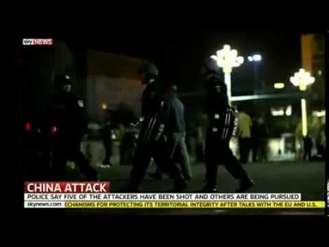 China Train Station Knife Attack At least 28 Dead, 113 Wounded in Mass Stabbing Footage