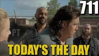 Video The Walking Dead Season 7 Episode 11 Hostiles and Calamities TWD 711 download MP3, 3GP, MP4, WEBM, AVI, FLV November 2017