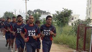 10km Running