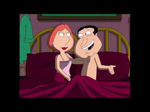 Family guy all Lois cheating scenes.