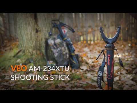 VEO AM-234XTU Shooting Stick By Vanguard