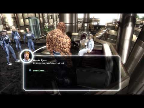 Marvel: Ultimate Alliance - Walkthrough Part 6: Guess Who/St