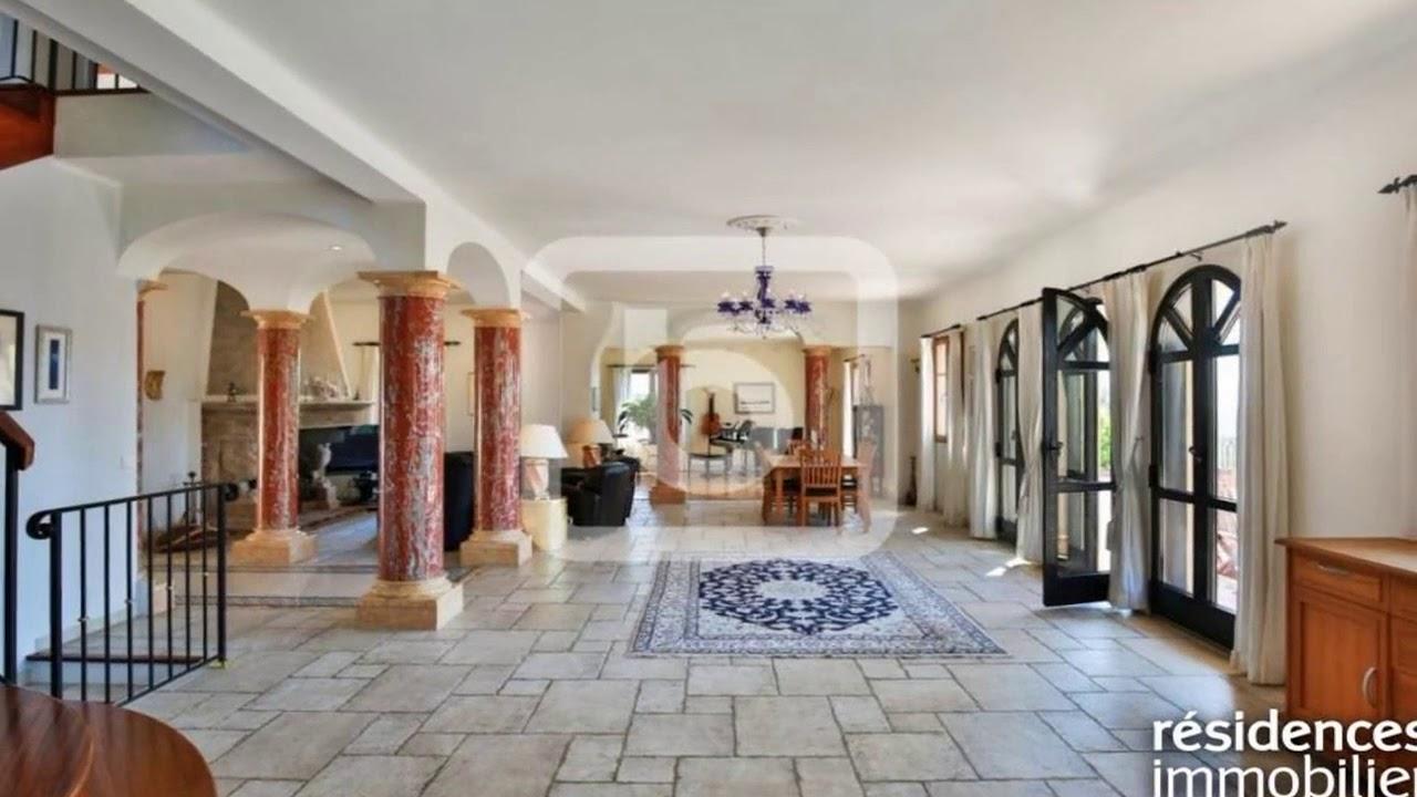 Tiny House Prix M2 la colle-sur-loup - maison a vendre - 1 590 000 € - 483 m²