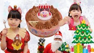 Precure xmas Christmas Cake Santa Claus lost his Reindeer 프리큐어 ...