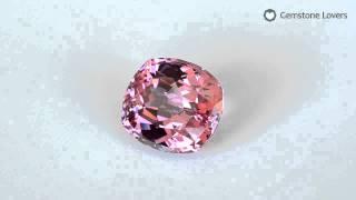 Шпинель розовая кушон 4,61 кт.(, 2012-08-20T15:43:51.000Z)