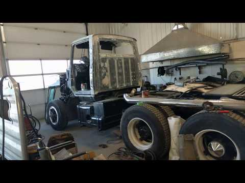 Ford Restoration Ep 7 - Almost Ready For Da Paint