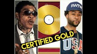 """Vybz Kartel Track With Partynextdoor """"Not Nice"""" Now Certified Gold"""