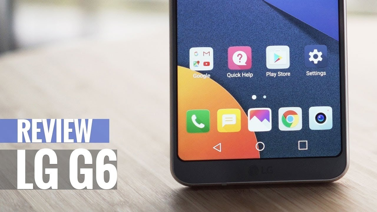 LG G6 specification