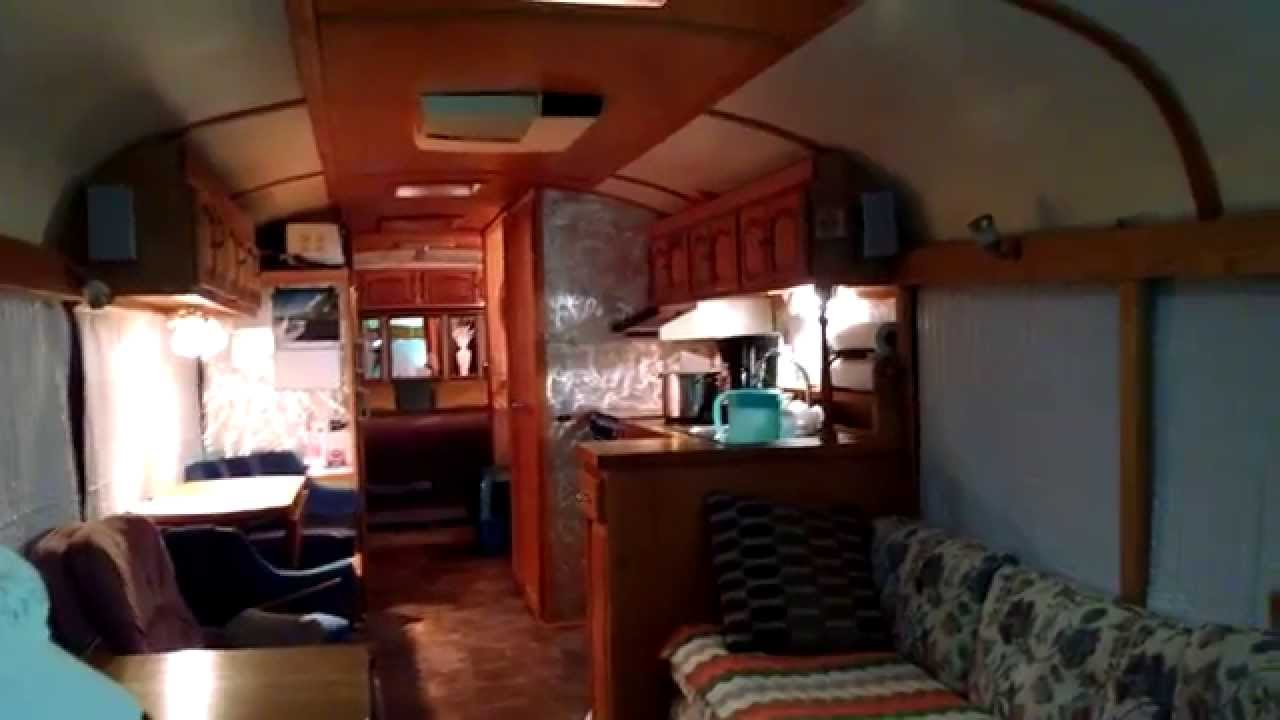 a look inside full time rv u0026 39 ers motor home bus gm4106