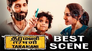 Taramani | Tamil Movie | Compilation Part 3 | Andrea Jeremiah | Anjali | Vasanth Ravi