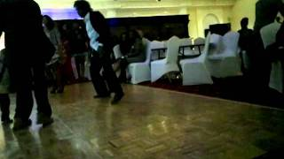Zim wedding dance madness