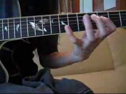 Guitar Exercise - stretching exercise 5