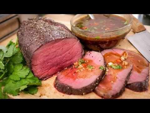 Roast Beef & Thai-Style Gravy! – Thai Recipes